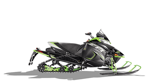 2019 Arctic Cat ZR 8000 Sno Pro ES 129 in Baldwin, Michigan