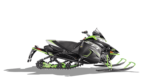 2019 Arctic Cat ZR 8000 Sno Pro ES 137 in Francis Creek, Wisconsin
