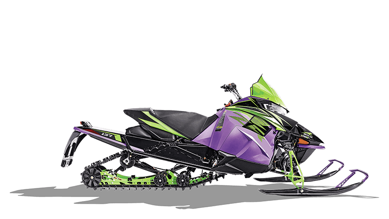 2019 Arctic Cat ZR 9000 Limited 137 in Baldwin, Michigan