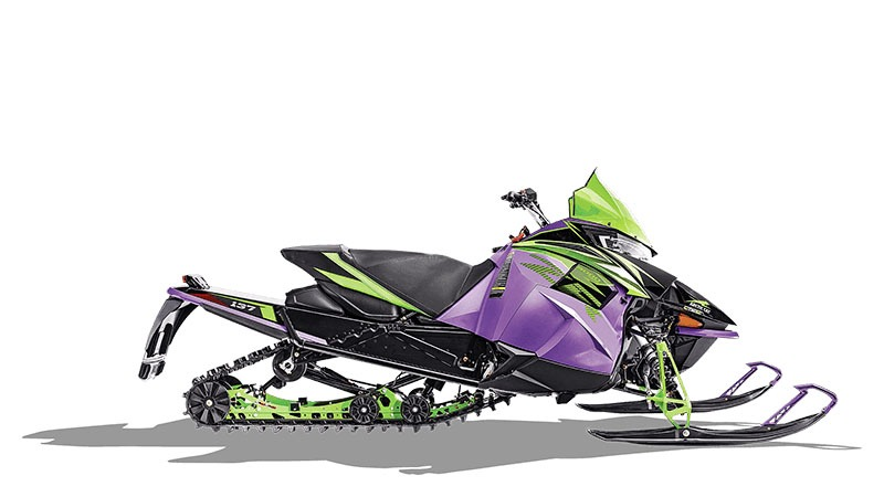 2019 Arctic Cat ZR 9000 Limited 137 in Francis Creek, Wisconsin