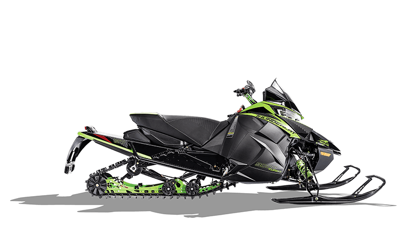 2019 Arctic Cat ZR 9000 Thundercat 137 in Edgerton, Wisconsin