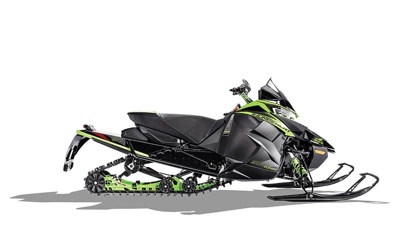 2019 Arctic Cat ZR 9000 Thundercat 137 in Francis Creek, Wisconsin