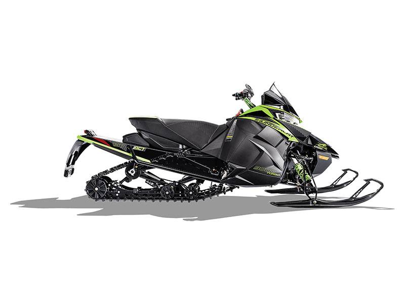 2019 Arctic Cat ZR 9000 Thundercat (137) iACT in Superior, Wisconsin