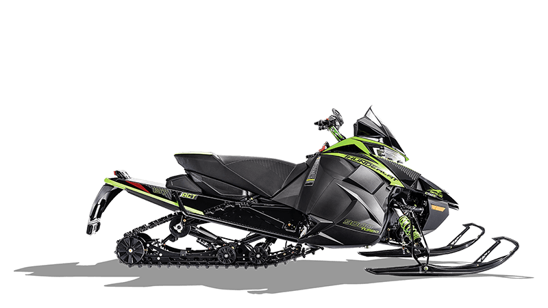 2019 Arctic Cat ZR 9000 Thundercat 137 iACT in Mazeppa, Minnesota