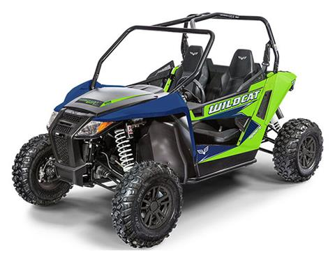 2019 Arctic Cat Wildcat Sport XT in Saint Helen, Michigan