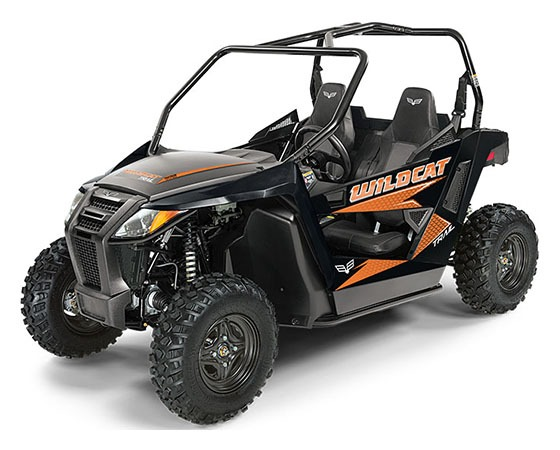 2019 Arctic Cat Wildcat Trail in Saint Helen, Michigan