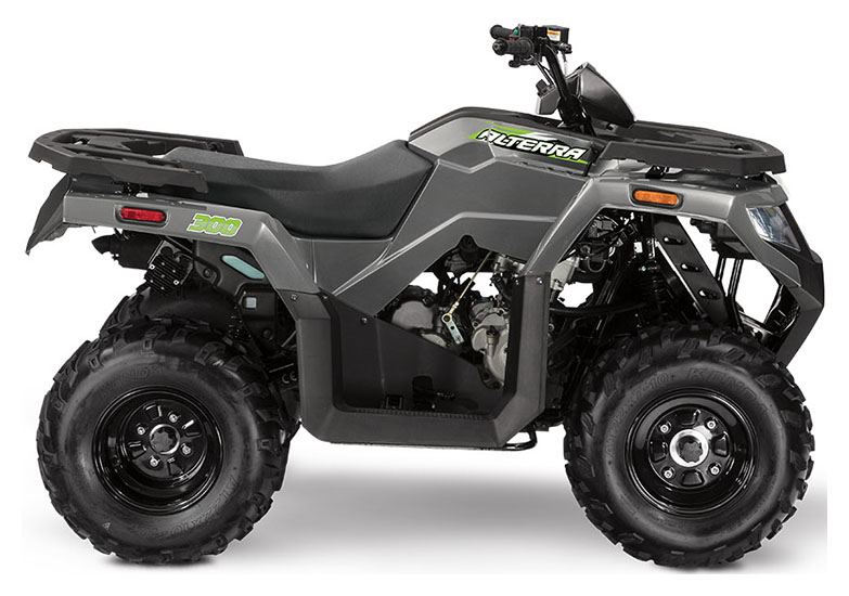 2020 Arctic Cat Alterra 300 in Hillsborough, New Hampshire - Photo 2