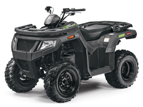 2020 Arctic Cat Alterra 300 in Saint Helen, Michigan