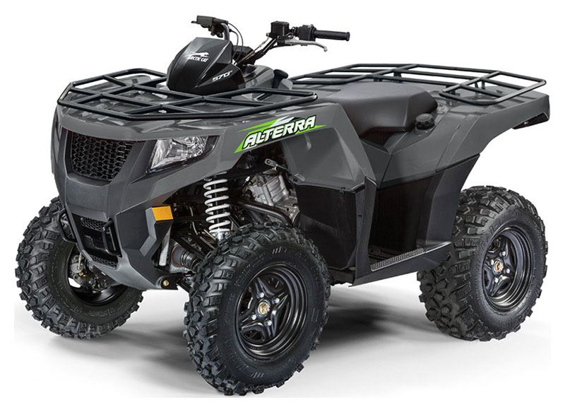 2020 Arctic Cat Alterra 570 in Marlboro, New York
