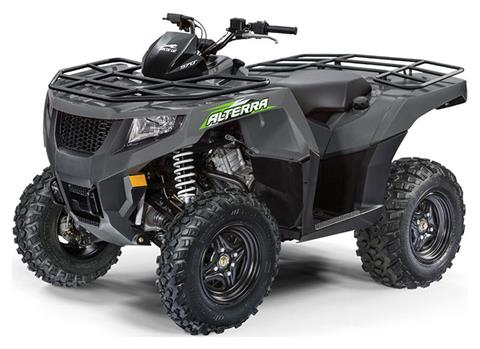 2020 Arctic Cat Alterra 570 in Saint Helen, Michigan