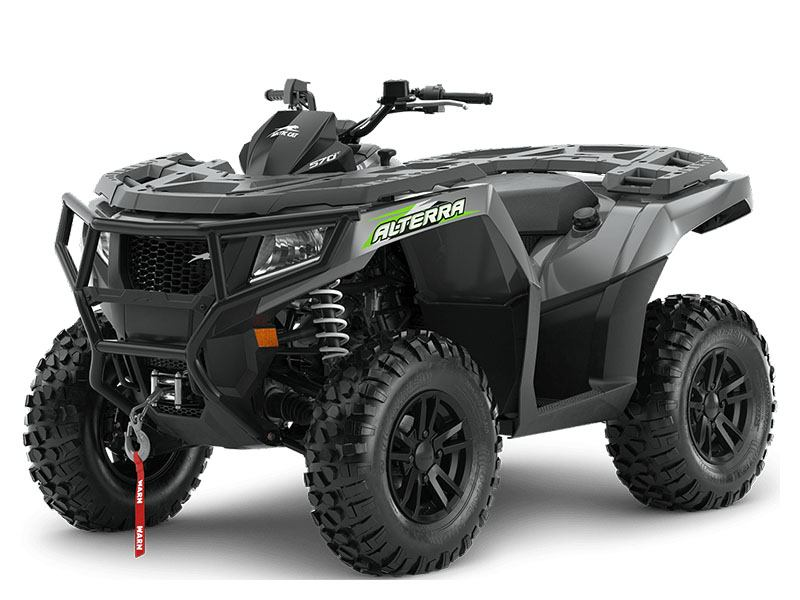 2020 Arctic Cat Alterra 570 EPS in Saint Helen, Michigan - Photo 1