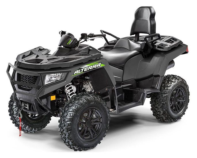 2020 Arctic Cat Alterra TRV 700 in Ada, Oklahoma