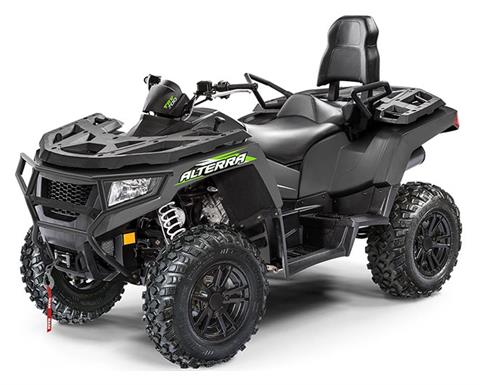 2020 Arctic Cat Alterra TRV 700 in Francis Creek, Wisconsin