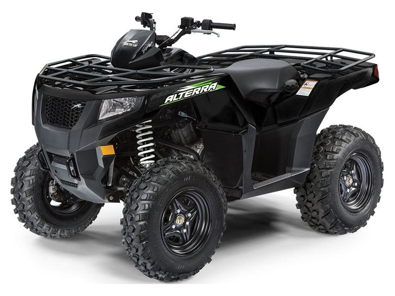 2020 Arctic Cat Alterra 700 EPS in Hillsborough, New Hampshire