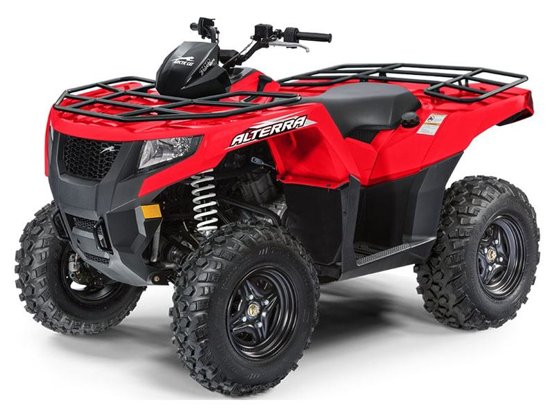 2020 Arctic Cat Alterra 700 EPS in Hazelhurst, Wisconsin