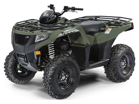 2020 Arctic Cat Alterra 700 EPS in Saint Helen, Michigan