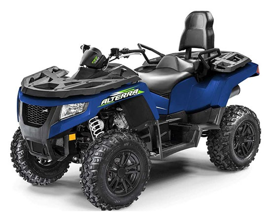 2020 Arctic Cat Alterra TRV 500 in Black River Falls, Wisconsin