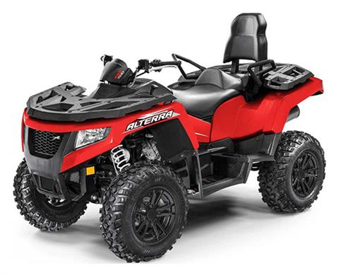 2020 Arctic Cat Alterra TRV 500 in Hancock, Michigan