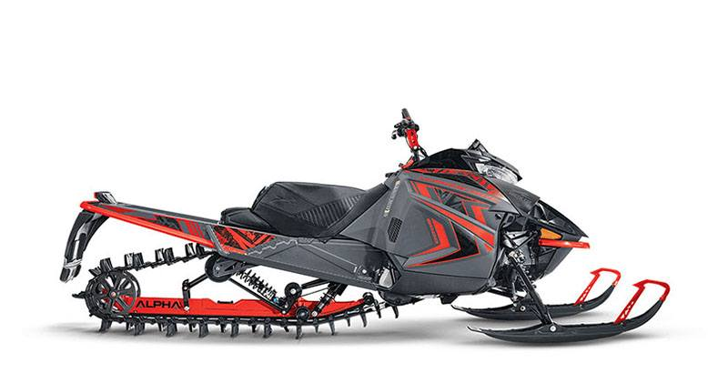2020 Arctic Cat M 8000 Hardcore Alpha One 154 in Lincoln, Maine