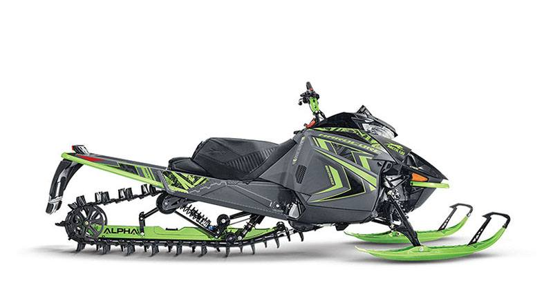 2020 Arctic Cat M 8000 Hardcore Alpha One 154 in Rexburg, Idaho