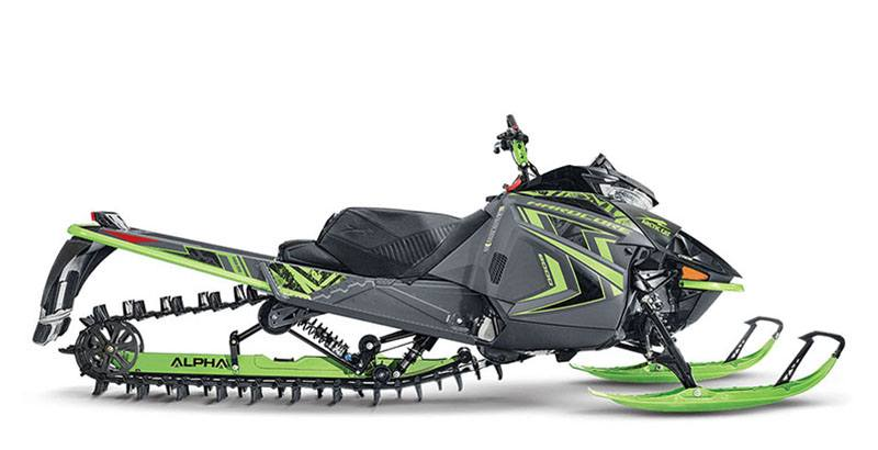 2020 Arctic Cat M 8000 Hardcore Alpha One 165 in Harrison, Michigan