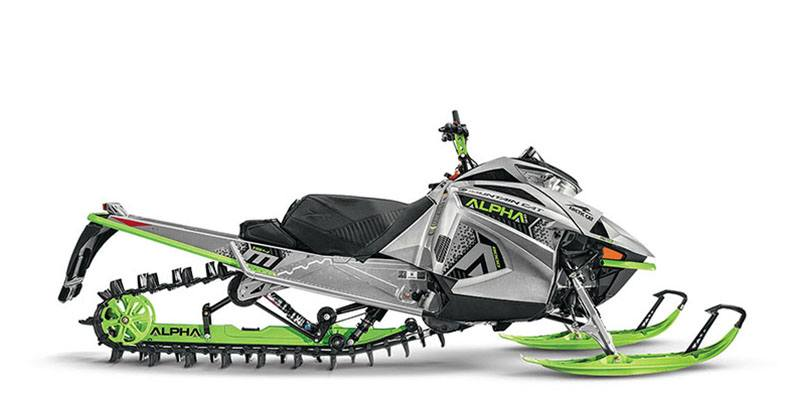 2020 Arctic Cat M 8000 Mountain Cat Alpha One 154 in Ebensburg, Pennsylvania