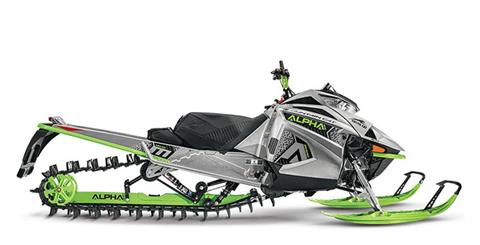 2020 Arctic Cat M 8000 Mountain Cat Alpha One 165 in Baldwin, Michigan