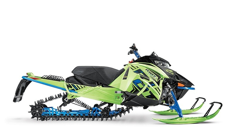 2020 Arctic Cat Riot X 8000 QS3 ES in Francis Creek, Wisconsin