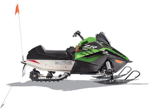2020 Arctic Cat ZR 120 in Baldwin, Michigan