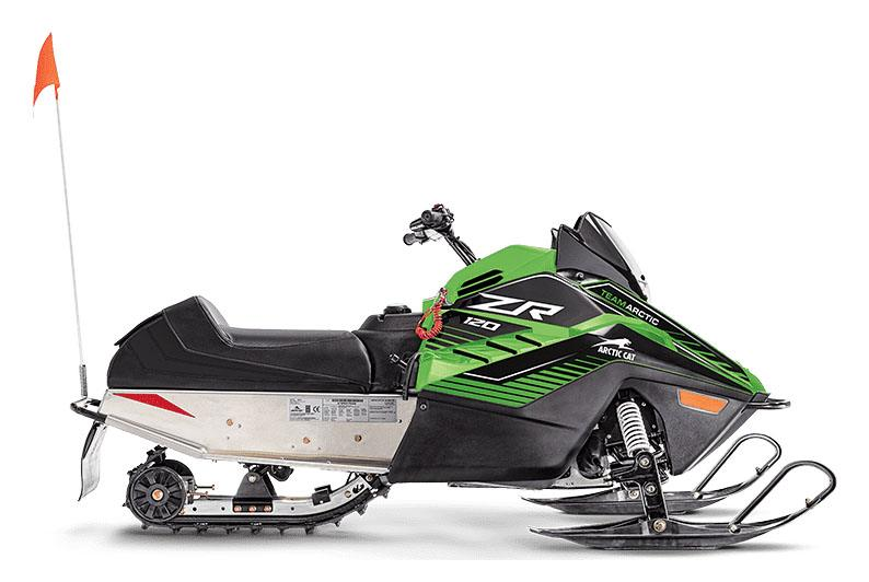 2020 Arctic Cat ZR 120 in Lebanon, Maine