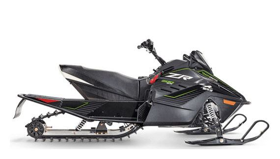 2020 Arctic Cat ZR 200 ES in Mio, Michigan