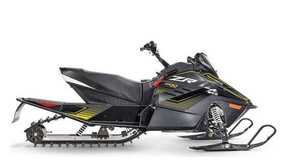 2020 Arctic Cat ZR 200 ES in Lincoln, Maine