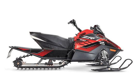 2020 Arctic Cat ZR 200 ES in Concord, New Hampshire