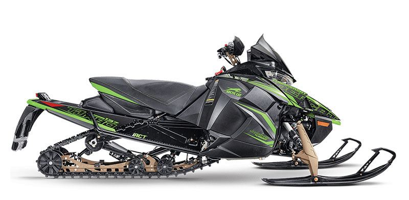 2020 Arctic Cat ZR 9000 Thundercat iACT ES in Harrison, Michigan