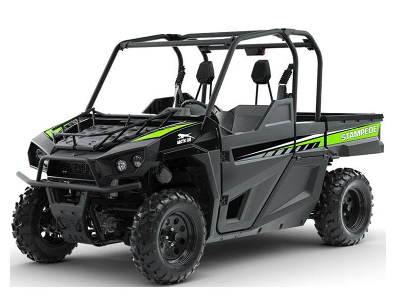 2020 Arctic Cat Stampede 4X4 in Lake Havasu City, Arizona - Photo 1