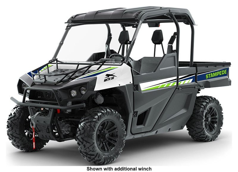 2020 Arctic Cat Stampede XT EPS in Francis Creek, Wisconsin