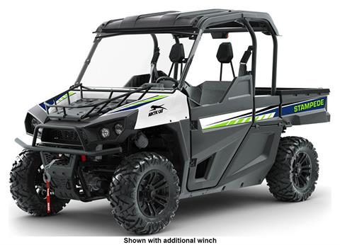 2020 Arctic Cat Stampede XT EPS in Chico, California