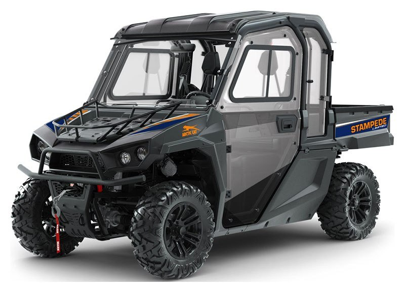 2020 Arctic Cat Stampede LTD EPS in New Durham, New Hampshire