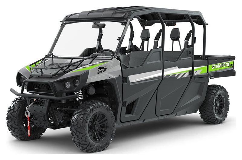 2020 Arctic Cat Stampede 4 XT EPS in Hancock, Michigan