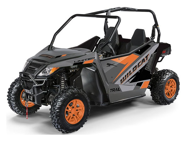 2020 Arctic Cat Wildcat Trail LTD in Calmar, Iowa - Photo 1