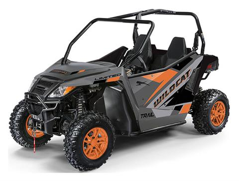 2020 Arctic Cat Wildcat Trail LTD in Tully, New York