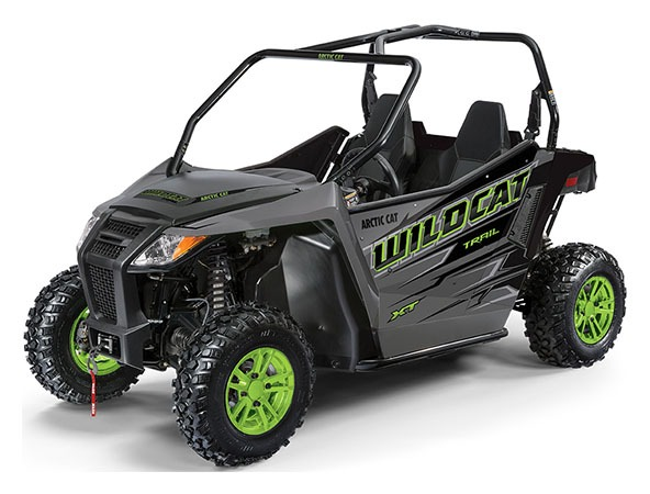 2020 Arctic Cat Wildcat Trail XT in Francis Creek, Wisconsin - Photo 1