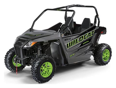 2020 Arctic Cat Wildcat Trail XT in Saint Helen, Michigan