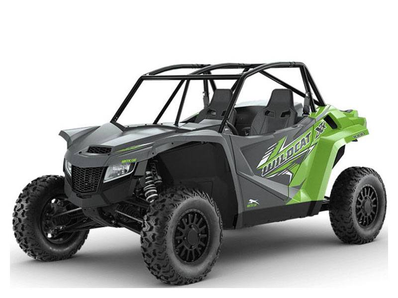 2020 Arctic Cat Wildcat XX in Escanaba, Michigan - Photo 1