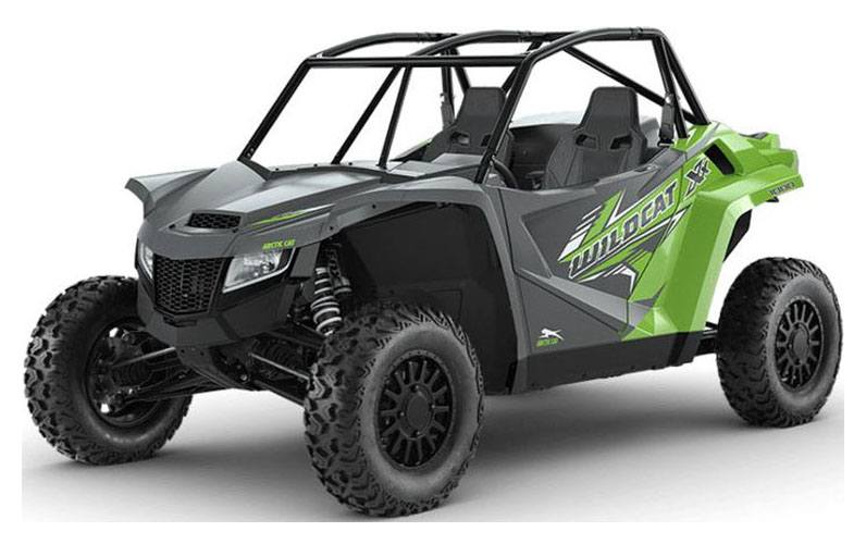 2020 Arctic Cat Wildcat XX in Port Washington, Wisconsin - Photo 1