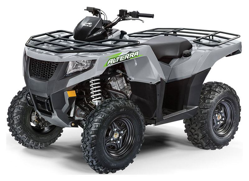 2020 Arctic Cat Alterra 570 in Hillsborough, New Hampshire