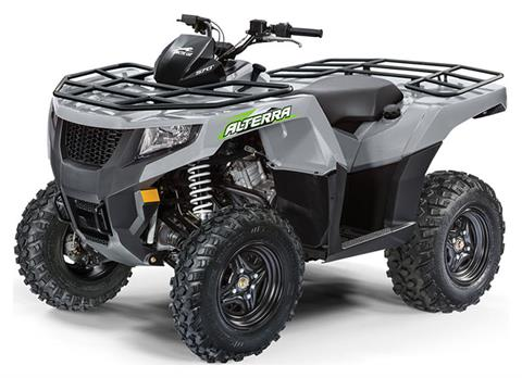 2020 Arctic Cat Alterra 570 in Hazelhurst, Wisconsin