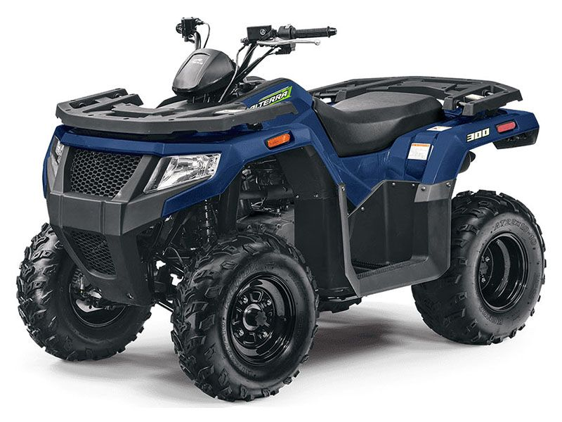 2021 Arctic Cat Alterra 300 in Chico, California - Photo 1