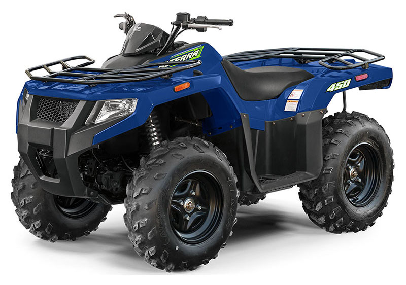 2021 Arctic Cat Alterra 450 in Philipsburg, Montana - Photo 1