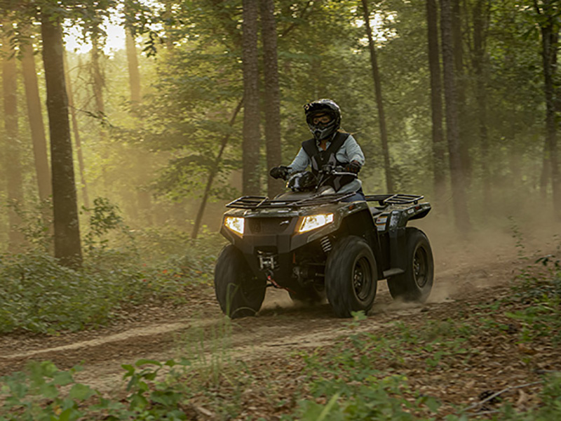 2021 Arctic Cat Alterra 450 in Deer Park, Washington - Photo 3